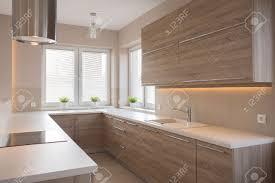 cuisine moderne bois clair cuisine moderne bois clair fashion designs