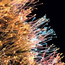 fiber optic tree holidays gifts walter