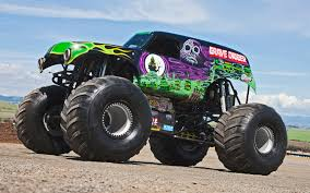 monster truck grave digger video you think you know your monster truck facts