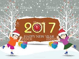 merry and happy new year 2017 clip happy holidays