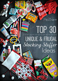 Stocking Stuffers For Her Top 30 Unique U0026 Frugal Stocking Stuffer Ideas U2013 Hip2save