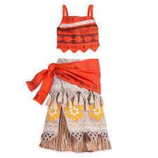 for kids moana costume for kids shopdisney