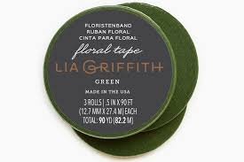 Floral Tape Floral Tape Green 3 Pack U2013 Lia Griffith