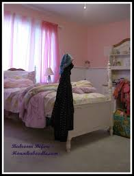 diy a cool girls u0027 bedroom design idea before and after pictures