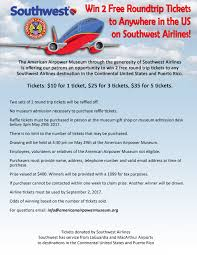 Southwest Flight Tickets by How To Win 2 Round Trip Tickets To Anywhere In The Continental