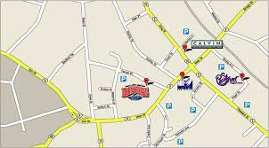 map of northton ma directions to all iheg venues