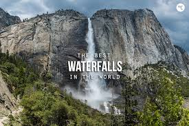 world u0027s 25 most amazing waterfalls pictures