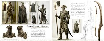 elven palace guard armor steek peak from the hobbit the