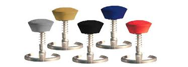 ergonomic seating swopper titan leahter or alcantara chair the