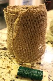 ribbon with wire wired burlap ribbon with lace 2 1 2 chevron wired edge burlap