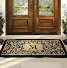 Wipe Your Paws Footprint Doormat 113 Best Door Mats Images On Pinterest Door Mats Doors And Anna