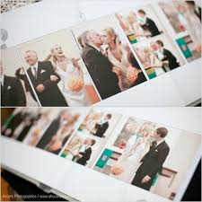 beautiful wedding albums wedding wednesday album design process commercial photography