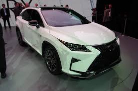 lexus harrier 2016 new york 2015 2016 lexus rx bows the truth about cars