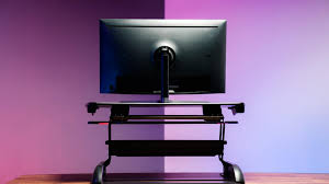 Video Gaming Desk by Standing Desk Gaming With The Varidesk Pro Plus Gamecrate