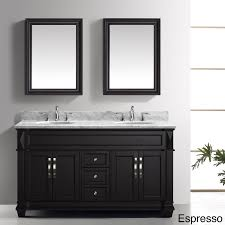 bathroom 48 double sink vanity lowes 36 inch vanity overstock
