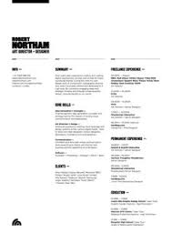Sample Resume Graphic Designer by Resume Design Ideas Like The Vertical Listing The Rest Is Too
