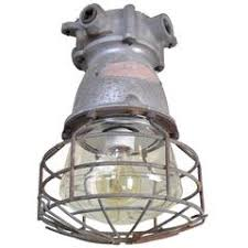 industrial floor l nautical search light made by crouse hinds
