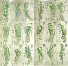 Park City Utah Map by Promontory U2013 Dye Canyon U2014 Park City Ut U2013 Total Course Score