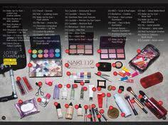 makeup kits for makeup artists hey everyone here s the highly requested update of my freelance