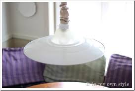 Spray Painting Brass Light Fixtures How To Update A Brass Light Fixture And Spray Painting Trick In