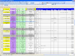 Nist Sp 800 53 Rev 4 Spreadsheet Excel Spreadsheet For Monthly Business Expenses And Excel