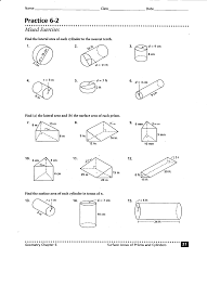 surface area of prisms worksheet 7th grade deployday