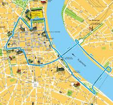 Map Of Bordeaux France by Bordeaux City Tour In An Open Air Coach