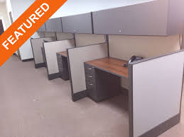 Partition Furniture by Used Cubicles By Cubicles Com Used Office Partition Wall Singapore