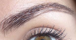 Can You Regrow Your Eyebrows Growing Back Eyebrows Caked In Make Up
