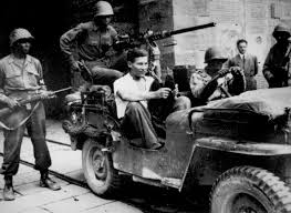 wwii jeep in action pictures of african americans during world war ii national archives