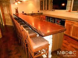 log dining room table used log dining room table cedar slab dining