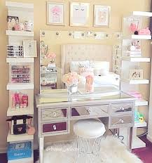 Desk And Vanity Combo These 22 Magnificent Makeup Stations Will Inspire You Vanities