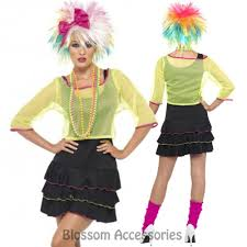 sound of music halloween costumes cyndi lauper costume ebay