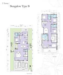 Cottage Bungalow House Plans by Free Bungalow House Plans Malaysia Cottage Plans