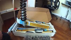 bilstein 5100 coilover toyota tacoma bilstein 6112 series shocks