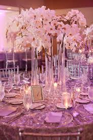 orchid centerpiece white orchid centerpiece elizabeth designs the