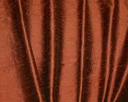 Rust Color Curtains Custom Cinnamon Silk Dupioni Drapes