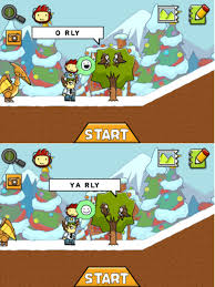 Scribblenauts Memes - scribblenauts remix delivering an old meme gaming