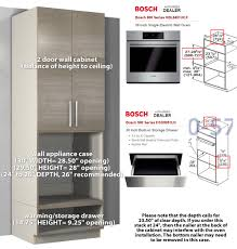 kitchen appliance base cabinets