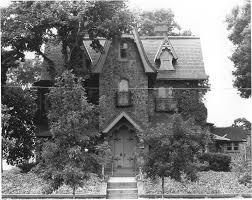 Gothic Style Home Gothic Revival Style 1830 1860 Phmc U003e Pennsylvania
