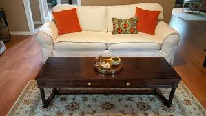 drexel coffee table vintage drexel triune coffee table completed u2014 that gumbo life