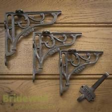 decorative wall brackets ebay