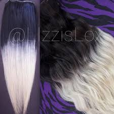 ombre extensions ombre clip in extensions 16 to 30 black to