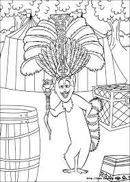 10 best coloring pages 24 madagaskar images on pinterest