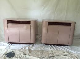 sale mod lacquer bar cabinets nightstands laminate formica