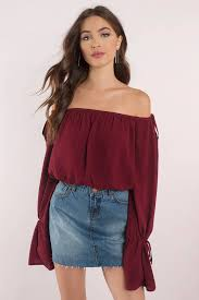 the shoulder blouses top shoulder top bell sleeve top white blouse 27
