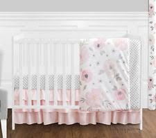 Pink And Gold Nursery Bedding Nursery Bedding Sets Ebay
