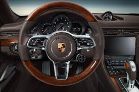 porsche carrera interior 2017 porsche exclusive introduces wood trim for 911 not our cup of tea