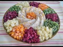 apprendre a cuisiner marocain salad recipe recette de salade سلطة مغربية cuisine marocaine