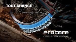 pneu vtt tubeless ou chambre à air procore schwalbe professional bike tires